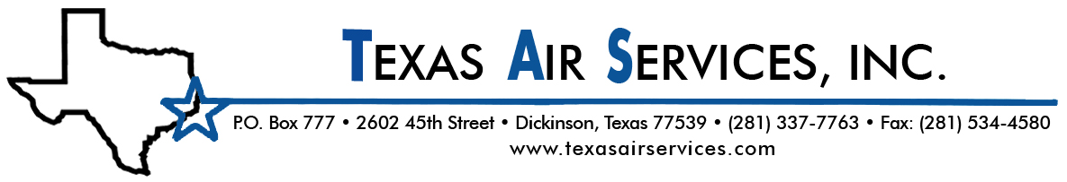 A Note from Texas Air Services about COVID-19